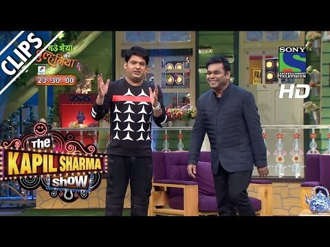 Kapil Welcomes Music Maestro A.R Rahman -The Kapil Sharma Show -Episode 26- 17th July 2016