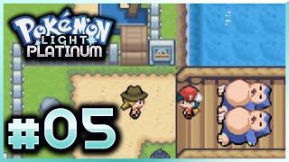 Скачать Let S Play Pokemon Light Platinum Part 5 Hyor Farm