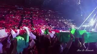 Shape of My Heart - Backstreet Boys - 15.05.2019 Milan - DNA tour