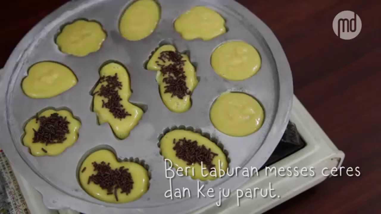 Resep Kue Cubit Youtube