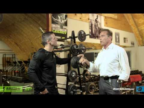 Arnold Schwarzenegger Interview with Cory Gregory