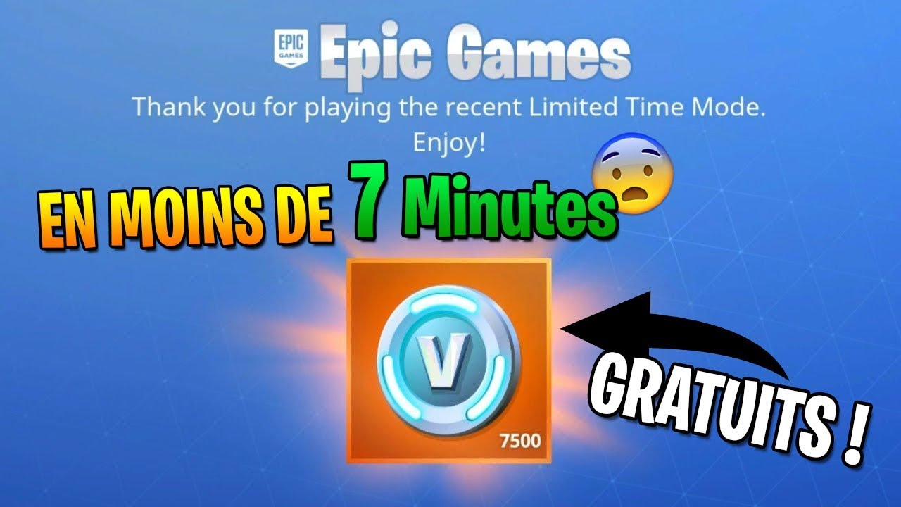 Epic Games Logo Transparent Free V Buck Fortnite Mobile