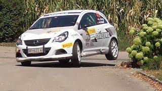 Perger Mühlstein Rallye 2018 - SP 1