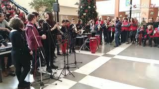 Το Μουσικό Σχολείο Σιάτιστας στο Νοσοκομείο Παπαγεωργίου