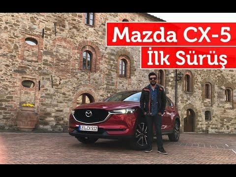 Doğan Kabak | Yeni Mazda CX-5 - İlk Sürüş | İtalya