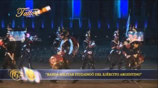 TATTOO MILITAR CHILE 2012 PRESENTACIÓN ...
