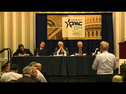 CPAC 2014 - What Should be America's Place in the World in 2017...After Obama?