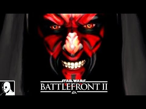 Wie er mit Darth Maul abgeht - Star Wars Battlefront 2 Deutsch Multiplayer thumbnail