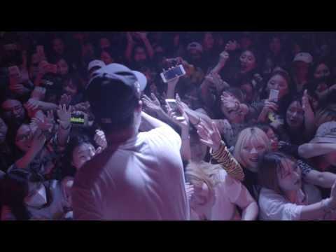 "Paloalto - Live Footage of ""Unite China Tour 2016"""