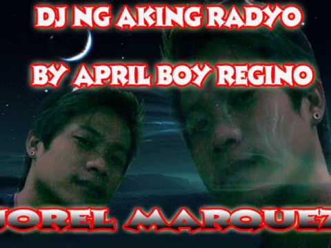 Dj ng aking Radyo April boy.wmv