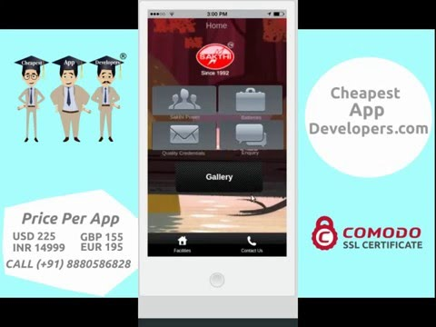 Shakti Power Products Manufacturer Shopping Cart App Built By Cheapest App Developers ® Company