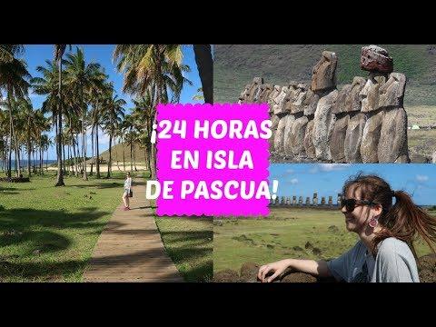 ¡VIAJE A ISLA DE PASCUA! / HOTEL HANGA ROA, RANO RARAKU Y CELEBRACIÓN DE AÑO NUEVO