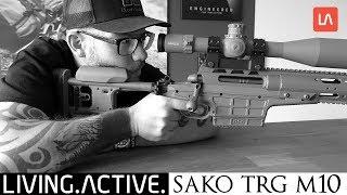 Vorstellung der Sako TRG M10 Repetierbüchse