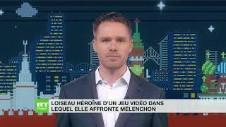 LREM dévoile un jeu vidéo où Nathalie Loiseau doit affronter Mélenchon et des méchants populistes
