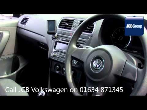 2012 Volkswagen Polo MATCH 1.2l Sea Blue GJ62JCX for sale at JCB VW Medway