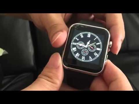 инструкция Smartwatch A9 - фото 4
