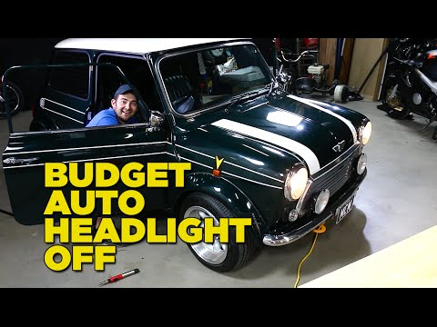DIY Auto Headlight Mod for $10