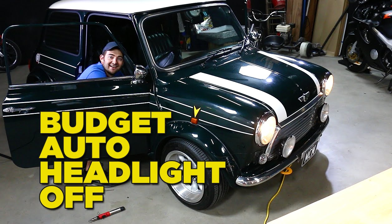 Diy Auto Headlight Mod For 10 Youtube After Market Wiringheadlightmotorcyclepwhl22202101