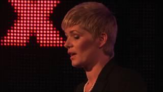 Lirine e imagjinoja, nuk e mendoja se do t'a perjetoja | Mimoza Shala | TEDxPrishtina