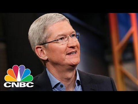 Apple Cuts Tim Cook's 2016 Pay: Bottom Line | CNBC