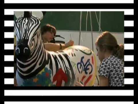 Hegyvidéki Hírek - A Kreativitással Nyert 1. Helyet Európai Reklámversenyen A Zebrafest