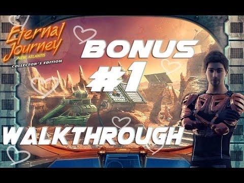 Eternal Journey  New Atlantis ♥ Walkthrough BONUS PART 1 |