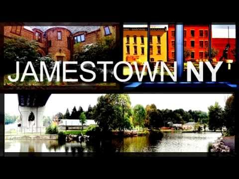 Jamestown, NY -- Department of Development Video --Downtown Revitilization Grant Winner