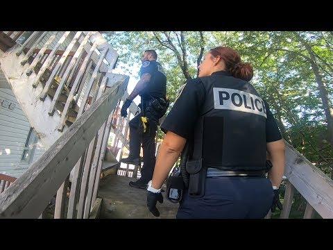 2 POLICIERS M'EMBROUILLE CHEZ MOI