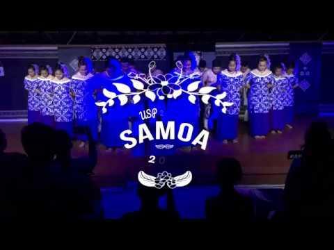 USP Culture & Arts Festival - Samoan Performance
