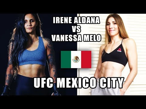 Aldana Vs Melo Prediction, Breakdown And Betting Analysis | UFC Mexico City Picks