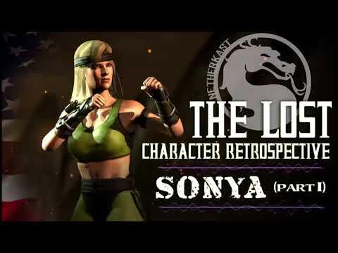 The Lost Presents - A Mortal Kombat Character Retrospective: Sonya Blade (Part 1) thumbnail