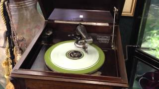 """God Only Knows"" - Laser-Cut Record Gramophone Test 2 - BioShock Infinite"