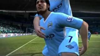 Manchester City FC and EA SPORTS FIFA 12 announce Home Kit 2011/12