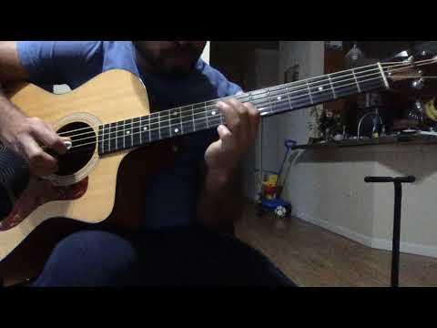 Pandagala digivachavu guitar solo: Mirchi movie | Prabhas | Anushka