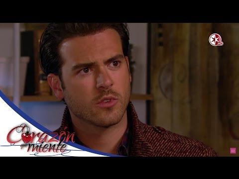 ¡Alonso descubre las intrigas de su padre! - Corazón que miente*