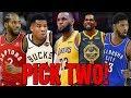 The First Team All-NBA Debate!