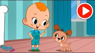 Download Привет, малыш!  Про щенка - ПРЕМЬЕРА! 🐶 Мультфильм и песенка Mp3 and Videos