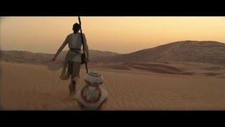Star Wars The Force Awakens (Star Wars fan-made theme)