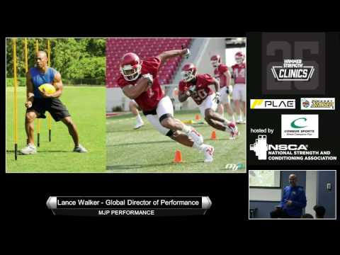 2017 West Regional Elite Hammer Strength Clinic - Lance Walker