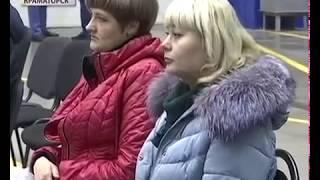 """Лидеры новой политической партии """"ОСНОВА"""" встретились с работниками крупных предприятий"""