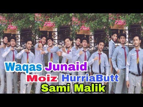 Best Video Inside Punjab College Girls Boys TikTok Musically Video Part 21 | TikTok Pakistan