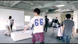 [CD-EXTRA] SCREAM_Jacket Making Movie/東方神起