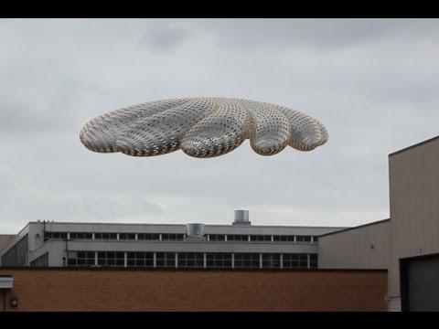 НЛО над аэропортом