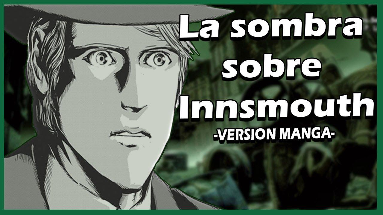 La sombra sobre innsmouth H.P. Lovecraft (Manga) Gou tanabe
