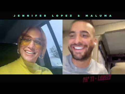 LIVE #PaTiAfterParty with Jennifer Lopez & Maluma ✨