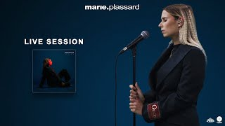Marie Plassard - Live Session