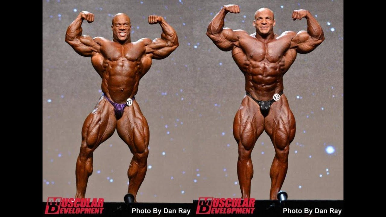 Natural Mr Olympia Vs Mr Olympia