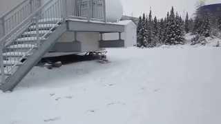 2015.11.02. Крайний Север Канады. Дома