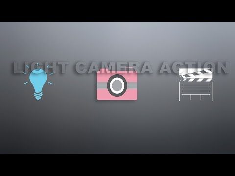 Light Camera Action intro