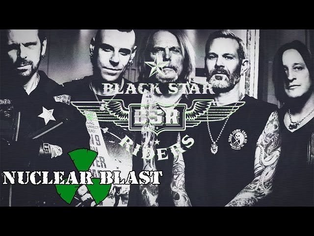 BLACK STAR RIDERS - Candidate For Heartbreak (OFFICIAL LYRIC VIDEO)